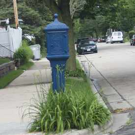Photo of Washington Heights Call Box in Washington Heights