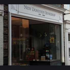Photo of New Dominion Book Shop