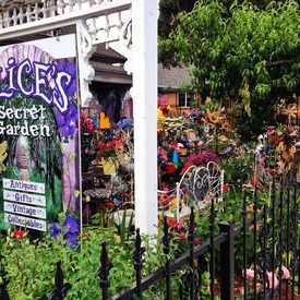 Photo of Alice's Secret Garden
