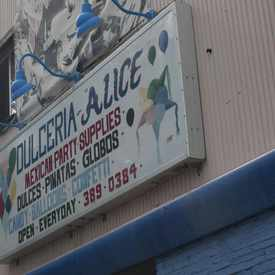 Photo of Dulceria Alice Party Store in Historic Mitchell Street