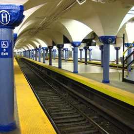Photo of Hoboken Terminal