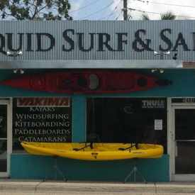 Photo of Liquid Surf and Sail