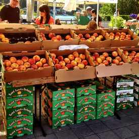 Photo of Lake Oswego Farmers Market