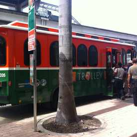 Photo of Trolley