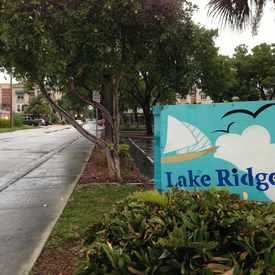 Photo of Neighborhood Sign