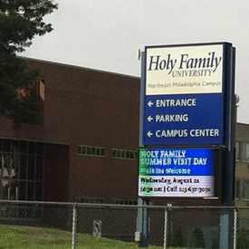Photo of Holy Family University