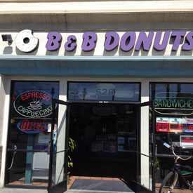 Photo of B & B Donuts
