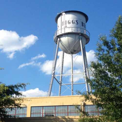 photo of Biggs Water Tower at 900 West Marshall Street Richmond VA 23220