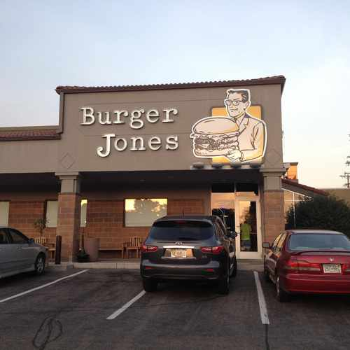 photo of Burger Jones at 3118 West Lake Street Minneapolis MN 55416