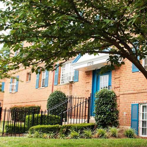 Village Place Apartments: Garden Village, Washington D.C. DC