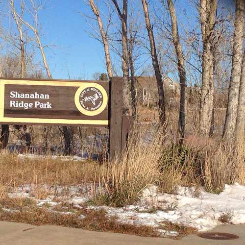 photo of Shanahan Ridge Park at 1515 19th Street Boulder CO 80302