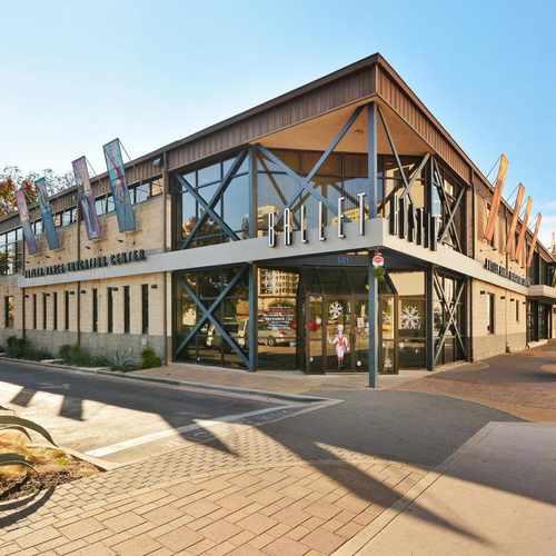 photo of Ballet Austin's Butler Center for Dance & Fitness at 501 West 3rd Street Austin TX 78701