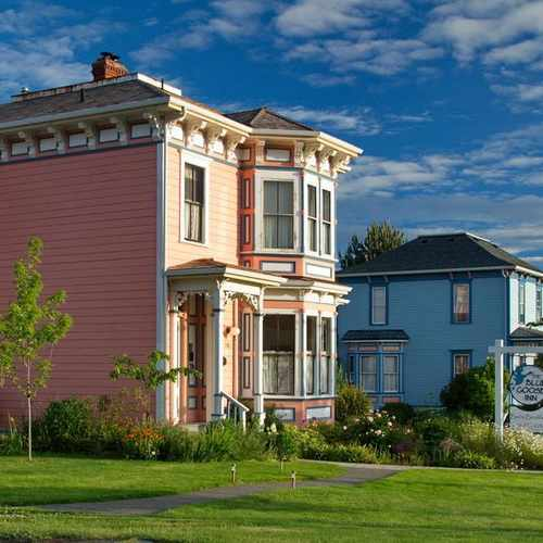 photo of Blue Goose Inn Bed & Breakfast at 702 North Main Street Coupeville WA 98239
