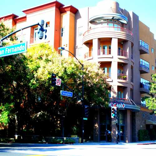 photo of Downtown Burbank Ca at 201 East Angeleno Avenue Burbank CA 91502