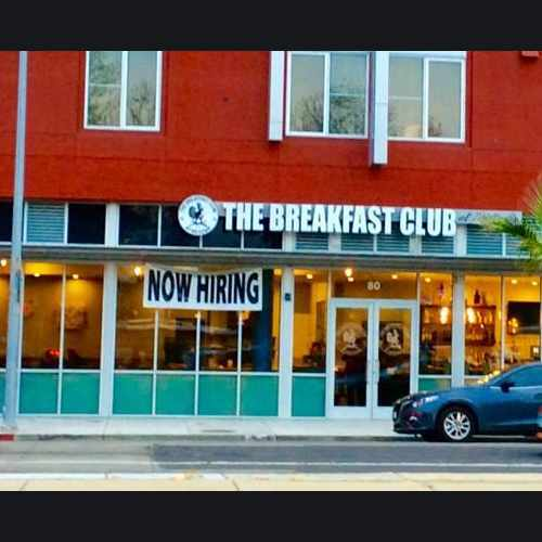 photo of The Breakfast Club at 1432 West San Carlos Street San Jose CA 95126