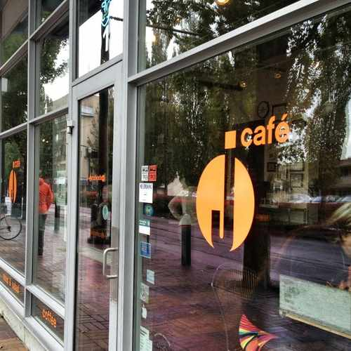 photo of J Cafe at 533 Northeast Holladay Street Portland OR 97232
