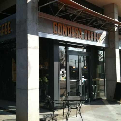 photo of Condesa Coffee at 480 John Wesley Dobbs Avenue Northeast Atlanta GA 30312