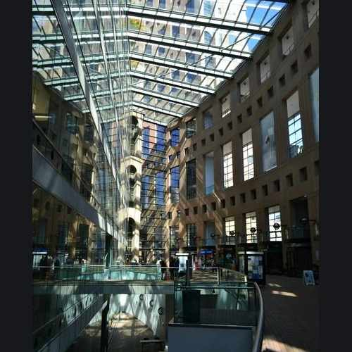 photo of Vancouver Public Library, Central Library at 350 West Georgia Street Vancouver BC Canada