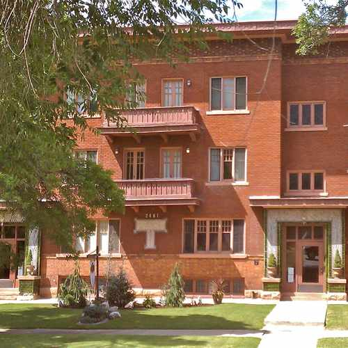 photo of Historic Peery Apartments, Adams Avenue, Ogden, UT at 2461 Adams Ave Ogden UT 84401