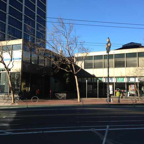 photo of Fox Plaza Shopping Center at 1390 Market Street San Francisco CA 94102