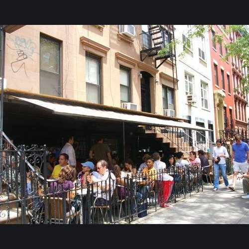 photo of Cafe Orlin at 41 St Marks Pl New York NY 10003