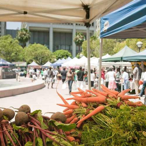 photo of Pershing Square Farmers Market at 532 South Olive Street Los Angeles CA 90013