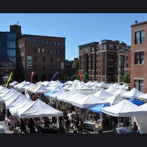 photo of SoWa Open Market at 460 Harrison Avenue Boston MA 02118