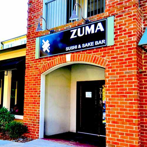 photo of Zuma Sushi & Sake Bar at 701 Highland Avenue Northeast Atlanta GA 30312