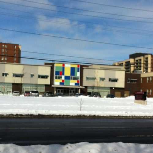 photo of James Cardinal McGuigan Catholic High School at 1440 Finch Avenue West Toronto ON Canada