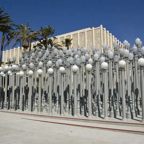 photo of Urban Lights at 5905 Wilshire Boulevard Los Angeles CA 90036