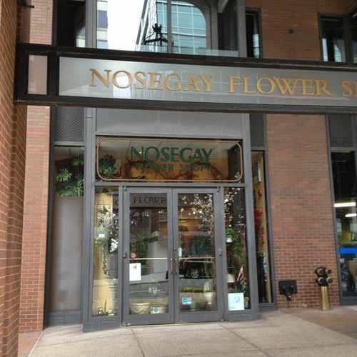 photo of Nosegay Flowers at 1120 20th Street Northwest Washington DC 20036