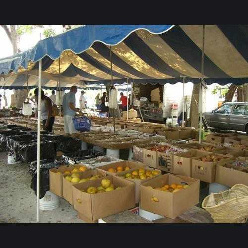 photo of Coconut Grove Organic Market at 3300 Grand Avenue Miami FL 33133