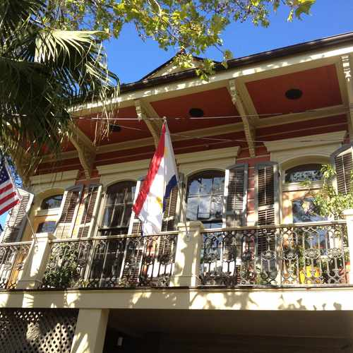 photo of Balcony at 2701 Desoto Street New Orleans LA 70119