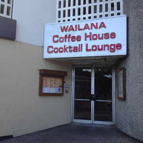 photo of Wailana Coffee House at 1860 Ala Moana Boulevard Honolulu HI 96815