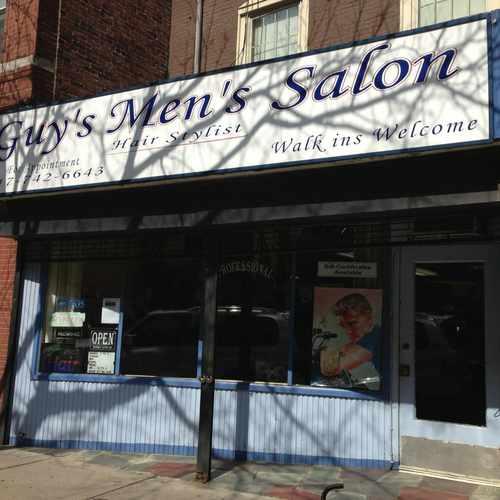 photo of Guys Men's Salon at 345-347 Hanover Street Boston MA 02113