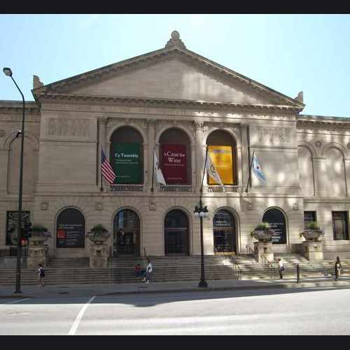 photo of The Art Institute of Chicago at 111 South Michigan Avenue Chicago IL 60603