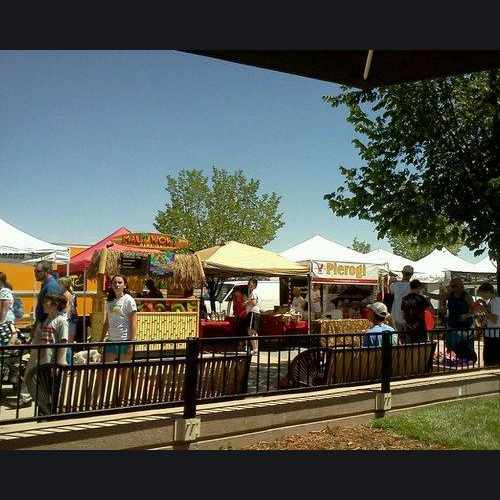 photo of Stapleton Farmers Market at 7592 East 29th Avenue Denver CO 80238