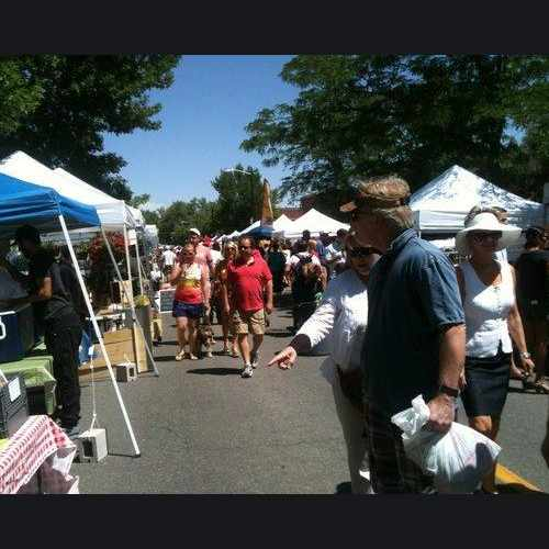 photo of Old South Pearl Street Farmers Market at 1500 South Pearl Street Denver CO 80210