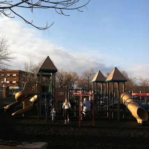 photo of Playground At Jefferson Elementary at 2609 Hennepin Avenue Minneapolis MN 55408