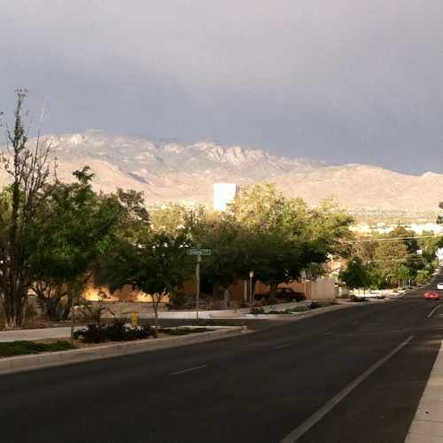 photo of Coal Ave @ Hermosa Dr. at 317 Hermosa Drive Southeast Albuquerque NM 87108