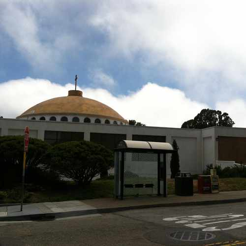 photo of Saint Nicholas Syrian Orthodox Church at 5160 Diamond Heights Boulevard San Francisco CA 94131