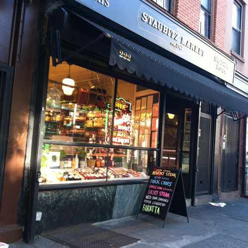 photo of Staubitz Market at 222 Court Street Brooklyn NY 11201