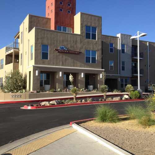 photo of Albuquerque Uptown Village at 2222 Uptown Loop Road Northeast Albuquerque NM 87110