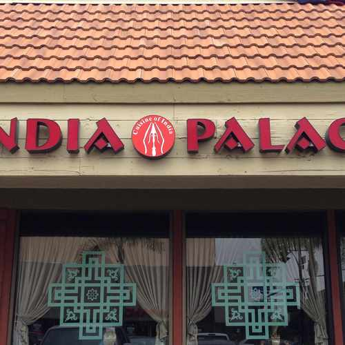 photo of India Palace at 3955 7th Avenue San Diego CA 92103