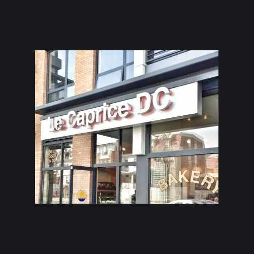 photo of Le Caprice DC Café Bakery at 3460 14th Street Northwest Washington DC 20010