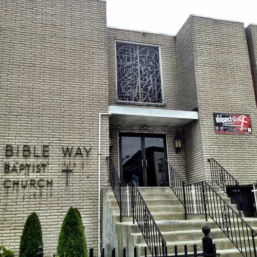 photo of Bible Way Baptist Church at 1320 North 52nd Street Philadelphia PA 19131