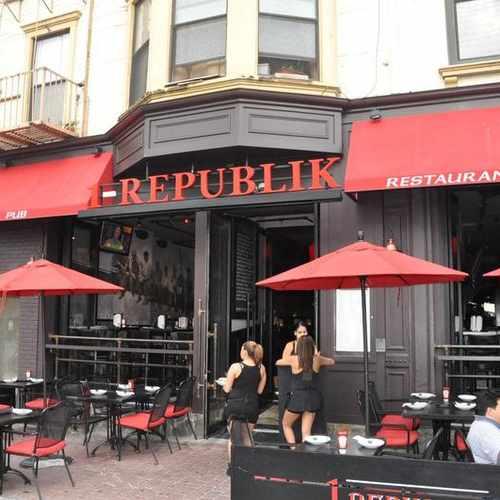 photo of 1 Republik at 221 Washington Street Hoboken NJ 07030