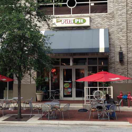 photo of Las Olas Pita Pit at 300 Southwest 1st Avenue Fort Lauderdale FL 33301