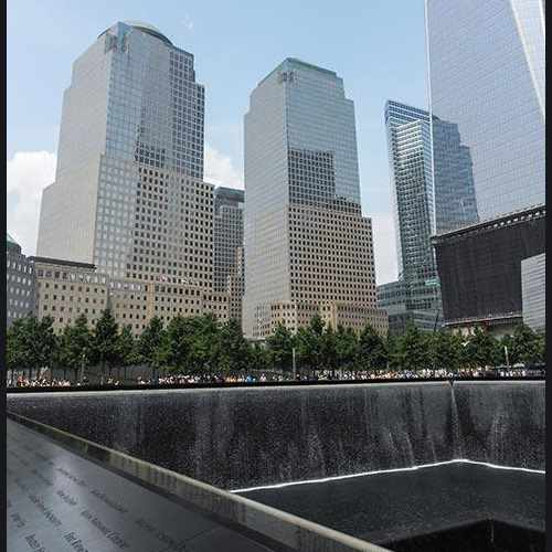 photo of National September 11 Memorial at 90 West Street New York NY 10006