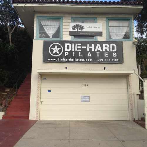 photo of Die Hard Pilates at 2185 Chatsworth Boulevard San Diego CA 92107